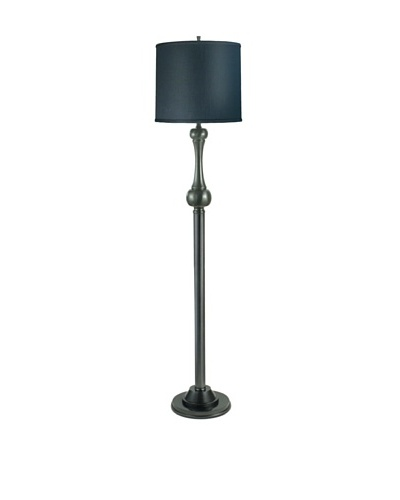 Stiffel Lighting Gun Metal Floor Lamp