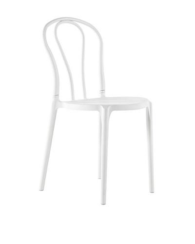 Stilnovo Parker Chair, White
