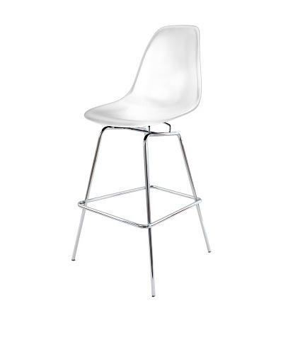 Stilnovo Standard Bar Chair (Bar Height), White