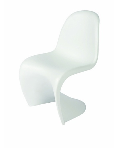 Stilnovo The S Chair, White