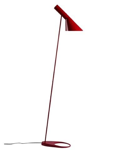 Stilnovo AJ Floor Lamp, Red