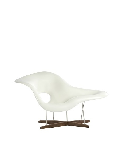 Stilnovo La Chaise, White