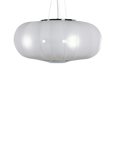 Stilnovo The Saucer Pendant Piccolo, White