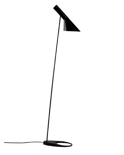 Stilnovo AJ Floor Lamp, Black