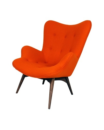 stilnovo teddy bear chair orange. Black Bedroom Furniture Sets. Home Design Ideas