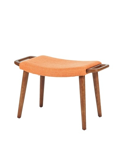 Stilnovo The Olsen Ottoman, Orange