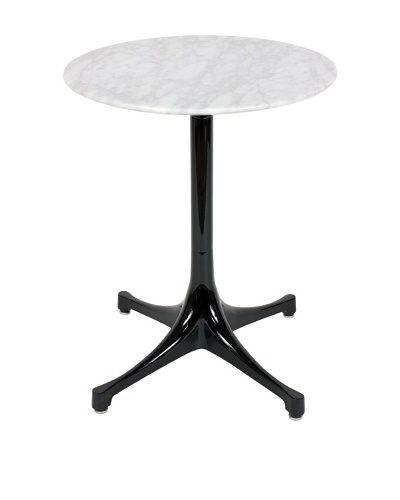 Stilnovo Nelson Marble Table, Black