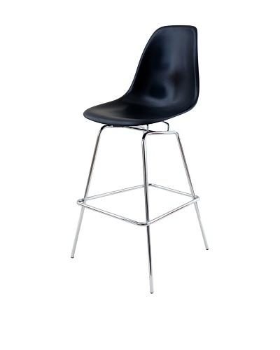 Stilnovo Standard Bar Chair (Bar Height), Black