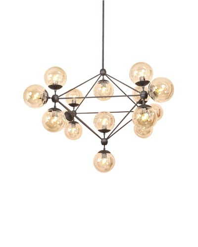 Stilnovo The Barrista 15 Lamp, Black