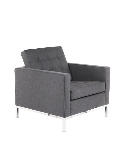 Stilnovo The Draper Lounge Chair, Darkish
