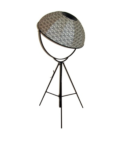 Stilnovo Fortune Lamp, White/Black