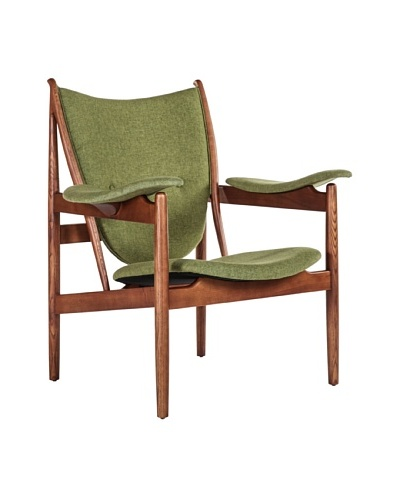 Stilnovo The Sterling Lounge Chair, Green