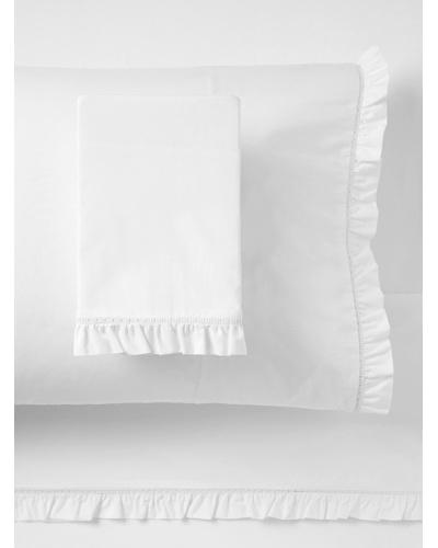 Stitch & Loop Carly Ruffle Sheet Set