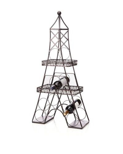 Firefly Home Collection Eiffel Tower Wine Rack