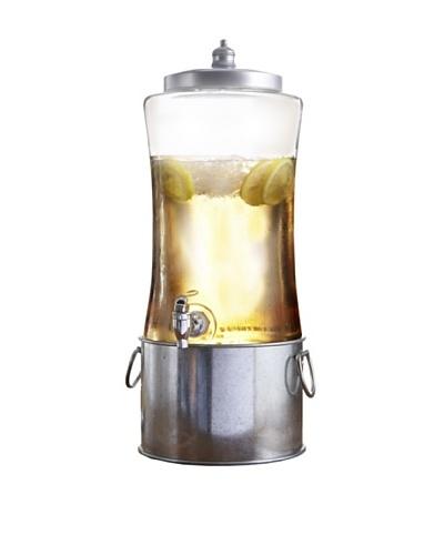 Style Setter Austin Beverage Dispenser with Ice Bucket