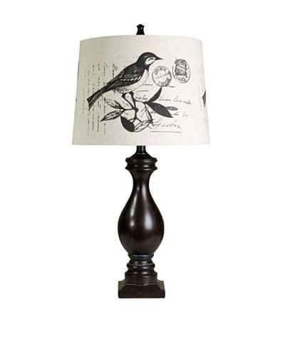 StyleCraft Poly Table Lamp, Java