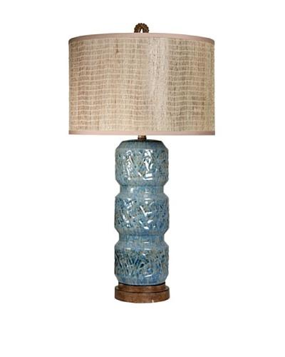 StyleCraft Ceramic & Poly Table Lamp