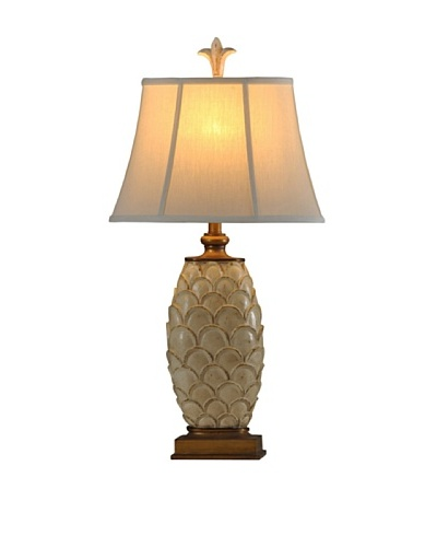 StyleCraft Poly Table Lamp, West Lake