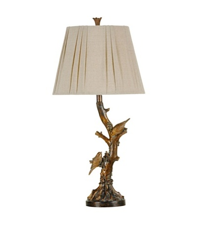 StyleCraft Poly Table Lamp, Castello