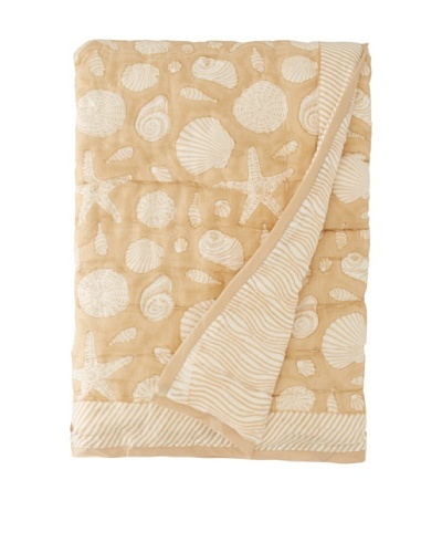 Suchiras Sand Throw, Sand, 45 x 60