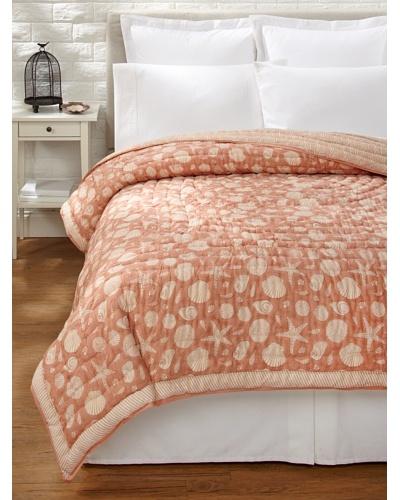 Suchiras Coral Quilt