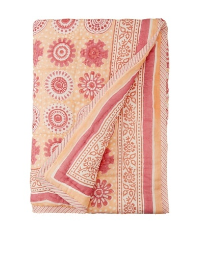 Suchiras Pretty in Pinks Throw, Pinks, 45 x 60