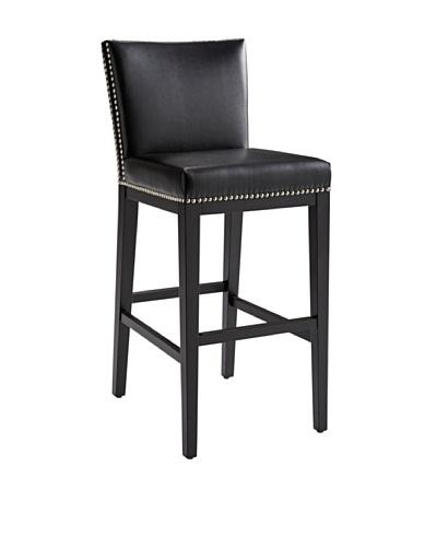 Sunpan Vintage Barstool, Black