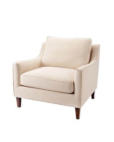 Sunpan Hanover Armchair, Beige