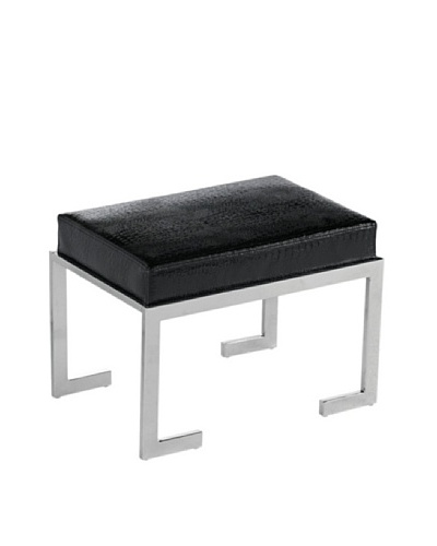 Sunpan Bridget Crocodile Stool