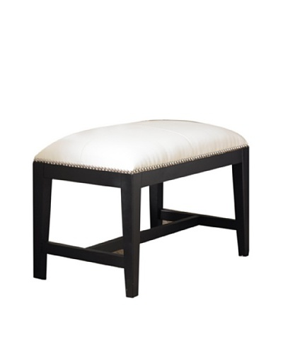 Sunpan Houston Bench, Cream