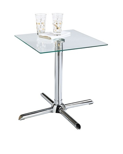 Sunpan Felix Square End Table