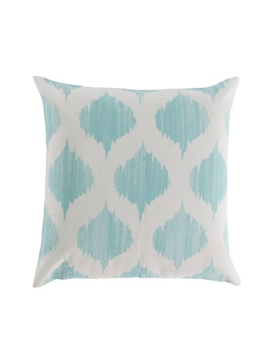 Surya Ikat Throw Pillow