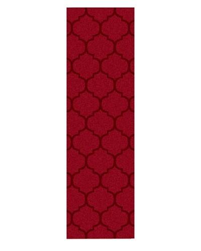 Surya Kabru Rug, Burgundy, 8' x 11'