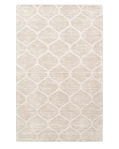 """Surya Mystique Rug, Winter White, 3' 3"""" x 5' 3""""As You See"""