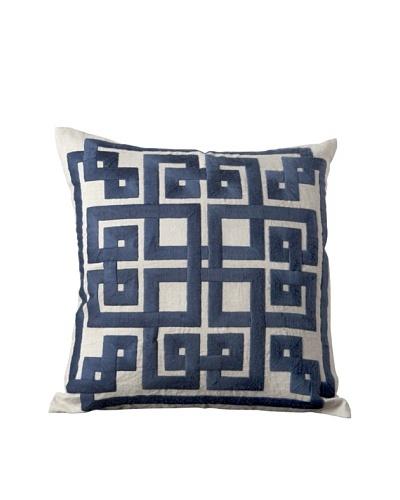 Surya Geometric Throw Pillow