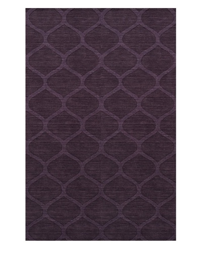 Surya Mystique Rug [Prune Purple]