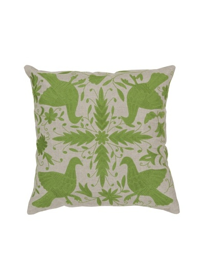 Surya Patterned Throw Pillow