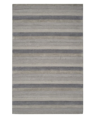 """Surya Mystique Rug, Gray/Blue Gray/Light Gray, 3' 3"""" x 5' 3""""As You See"""