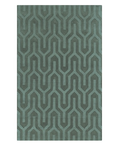 Surya Mystique Rug [Malachite Green]