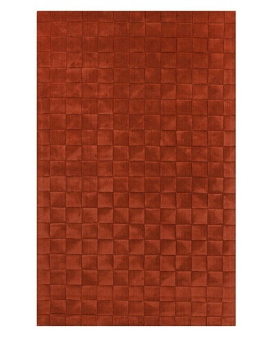 Surya Kinetic Rug [Terra Cotta]