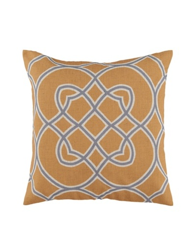 Surya Geometric Throw Pillow
