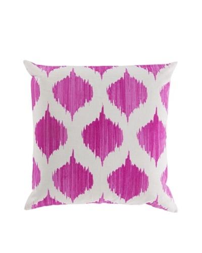 Surya Ikat Throw Pillow