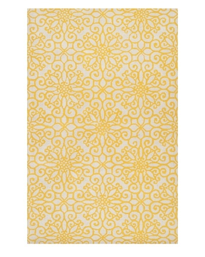 Surya Oasis Rug [Golden Raisin]