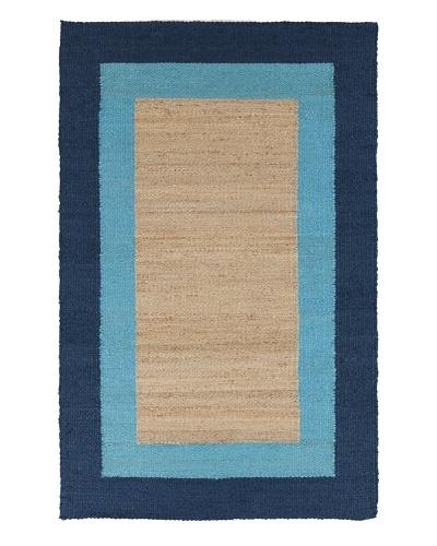Surya Escape Rug, Ivory/Slate, 5' x 8'