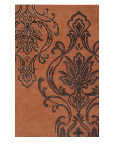 "Surya Candice Olson Modern Classics Rug, Light Copper, 2' 6"" x 8' Runner"