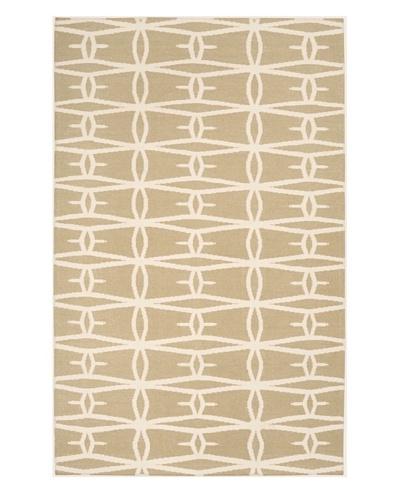 Surya Flatweave Rugs Fallon [Parchment/White]