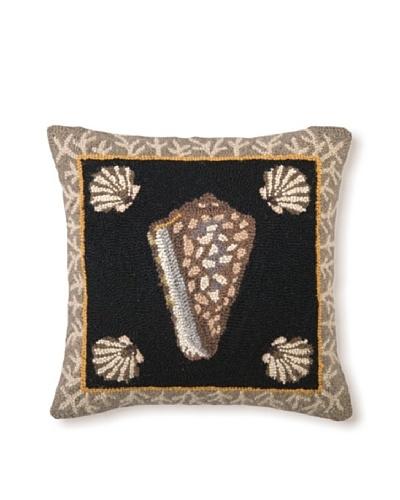 Suzanne Nicoll South Beach 18 x 18 Hook Pillow
