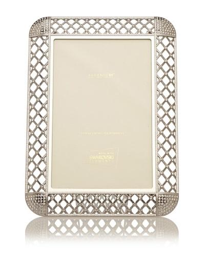 Swarovski by Argento SC Empress Picture Frame [Silver]