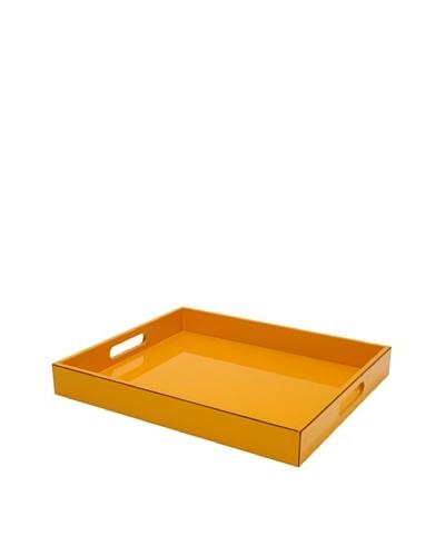 Swing Design Elle Lacquer Tray [Orange]