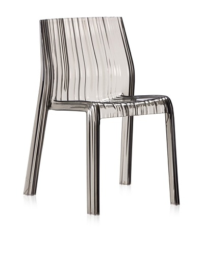 Zuo Set of 4 Ruffle Dining Chair